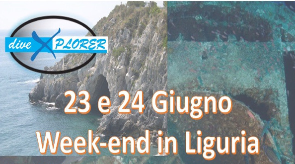 23 e 24 Giugno Week-end in Liguria